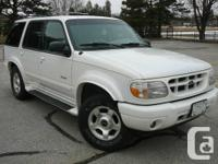 ITS FULLY LOADED. Immiculate Condition 2000 Ford