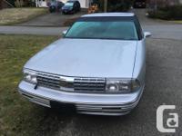 Make Oldsmobile Model 98 Year 1992 Colour Grey kms