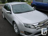 Make Ford Model Fusion Year 2010 Colour Silver kms