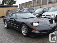 Make Chevrolet Model Corvette Year 1998 Colour Black