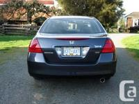 Make Honda Model Accord Sedan Year 2007 Colour Dark