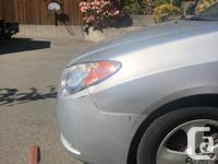 Make Hyundai Model Elantra Year 2007 Colour Silver kms
