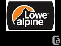 Lowe Alpine Waist Belt Container Pocket - Protected.