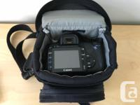 top-loader bag like new condition measures