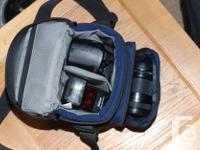 Lowepro Nova Mini Camera Bag. Great little bag a
