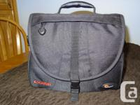 Lowepro / Canon EX 180 camera bag. Never Used This