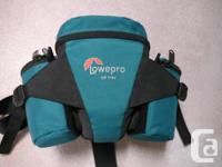 Lowepro Off Trail Camera Bag USED.  Holds an SLR and 3