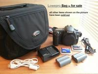 "Selling Lowepro Shoulder Bag ""Nova 3 AW"" in perfect"