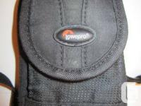 Lowepro shoulder strap camera bag Please text me only