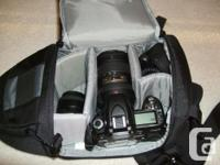 - All-Weather Digital Camera Backpack in excellent