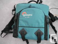 Lowepro Trim Trekker Camera Bag / Backpack USED.  Well