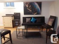 Overview **8 Month Lease Only** 2 Bedroom Lower Level