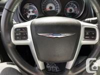 Make Chrysler Model 200 Year 2012 Colour White Trans