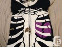 Lrg Skeleton Hoodie And Pants Xl For Sale In Regina Saskatchewan