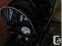 I am selling a lt contours stroller very excellent
