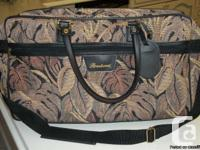 Brand New, Never used Brentwood Carry on bag. 22 x 12