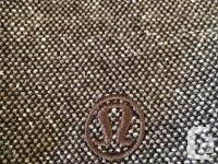 Beautiful Lululemon jacket. Brown tone. Hooded with tie