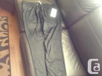 """Army green """"straight to class pant"""" $70 (lululemon size"""