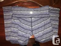 Size 4, excellent like new condition. The color is a