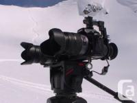 Rent a LUMIX  DMC-GH4 with a Hoodman loupe  for