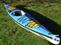I'm selling my Seaward Luna fiberglass solitary sea