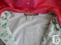 Luxirie by LRG women's zip up hoodie. New, never worn.
