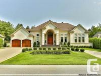 Maison de prestige Blainville à vendre 4 chambres -