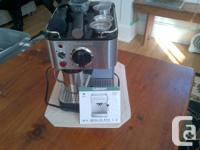 Luxury Cuisinart EM-100FR 1000-watt 15-bar Espresso