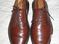 These are Ecco men shoes made in Portugal, size 43 or
