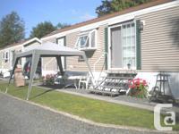 Luxury Mobile Home -- Lindell Beach/Cultus Lake -