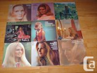 Lynn Anderson - Vinyl LPs (9).  1. Lynn Anderson - Song