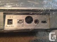 M-Audio Keystation 61 es -61 note full-size velocity