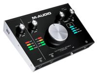 M-Track 2X2M 2-In/2-Out 24/192 USB Audio/MIDI