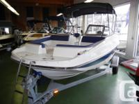 2014 Bayliner 190 Deck Boat , Great for dual purpose