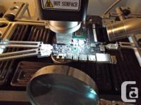 Hi I can fix some liquid damaged logic boards.Issues