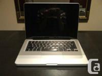 13inch Macbook PRO Aluminum. Functions great without