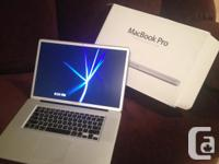 "Apple MacBook Pro 17"" late 2011 model Ideal for"