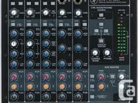 RATE LESSENED! 8-Channel Firewire Recording Mixer.