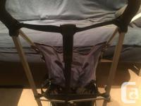 Blue Volo in good condition, with shopping basket but