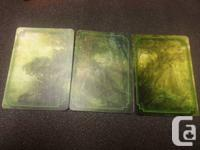 I make custom panoramic full art proxy land and