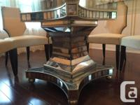 This is a beautiful John Richard dining room table. It