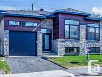 New house Parc-Extension Montreal for sale 5 or 6