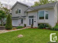 House Greenfield Park Longueuil for sale 3 bedrooms -