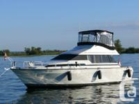 1989 Mainship (2002 retrofit) This is a TURN KEY BOAT