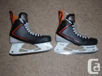 Easton Mako Senior citizen Hockey Skates.