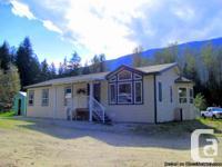 8234 Trans Canada Highway Malakwa BC V0E 2J0 Incredible