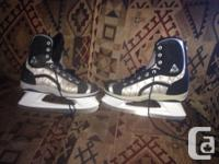 I am marketing a pair of guys's size 12 skates made by