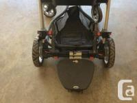 Good condition mamas and papas sola brand 4 wheel