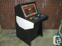 Machine d'arcade mame multi-game qui peut jouer plus de