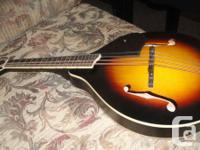 MANDOLIN GRETSCH NEW YORKER DELUXE /ELECTRIC ...BRAND